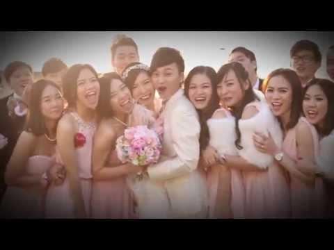 願得一心人,牽手到白頭 - 婚禮精華 – 香港 - AKI & DENNIS - KELVINSHOT