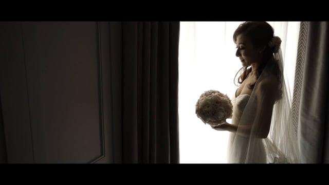 Cherrie + Nicky - 婚禮精華 – 香港 - Cherrie &  Nicky - GabrielVideo