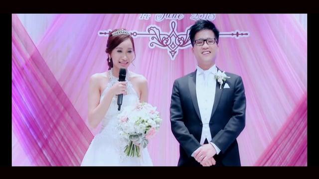 童話. 婚禮 - 婚禮精華 – 香港 - SABI & BRIAN - PRO MOTION WORKSHOP.