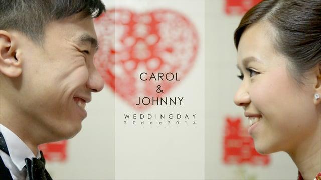 我們愛因為祢先愛我們。 - 婚禮精華 – 香港 - Carol & Johnny - CS Photography