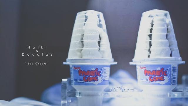 合巹交雪糕杯  - 婚禮精華 – 香港 - Hoiki & Douglas - CS Photography