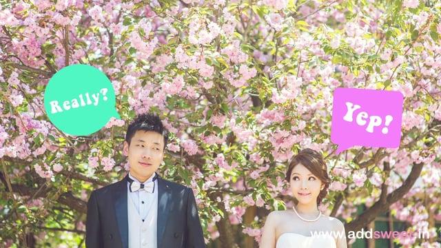 Eternally Yours (Lesley&Mark) - 成長片段 - Lesley & Mark - addSweetin