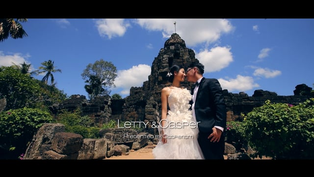 Letty & Casper (The love story of a photographer) - 婚禮短片 - Letty & Casper - Casperism wedding production