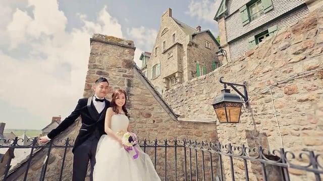 [VIDEO MOMENTS] KAMAN & YIN : FRANCE PRE-WEDDING HIGHLIGHT - 婚禮短片 - KAMAN & YIN - BRIAN CHONG PHOTOGRAPHY