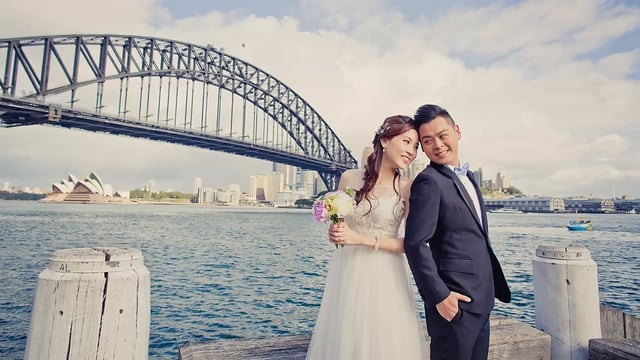 [VIDEO MOMENTS] CANDY & TERRANCE : SYDNEY PRE-WEDDING HIGHLIGHT - 婚禮短片 - CANDY & TERRANCE - BRIAN CHONG PHOTOGRAPHY