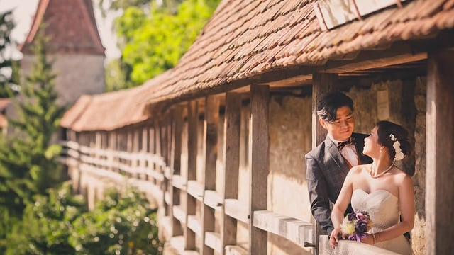 [VIDEO MOMENTS] PEGGY & RYAN : FRANCE & GERMANY PRE-WEDDING HIGHLIGHT - 婚禮短片 - PEGGY & RYAN - BRIAN CHONG PHOTOGRAPHY