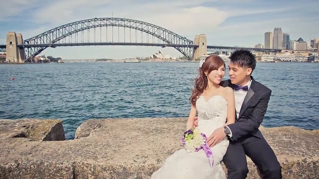 [VIDEO MOMENTS] WINNIE & HENRY : SYDNEY PRE-WEDDING HIGHLIGHT - 婚禮短片 - WINNIE & HENRY - BRIAN CHONG PHOTOGRAPHY