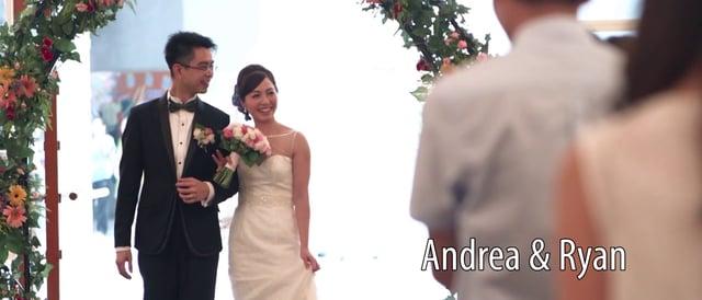 Andrea & Ryan - 婚禮精華 – 香港 - Andrea & Ryan - DreamCapture