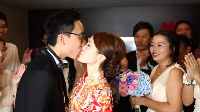 愛意滿滿。10。25 - 婚禮精華 – 香港 - Angel Li & Soho - Tom Leung photography
