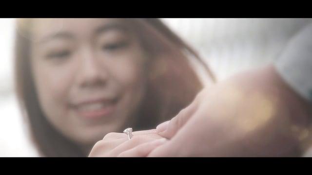 Karina & Ray - Marriage Proposal - 婚禮短片 - Karina & Ray - 月影月有