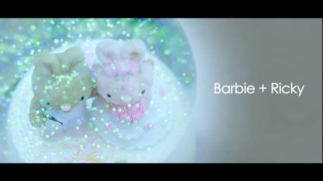 Barbie + Ricky's wedding highlights - 婚禮精華 – 香港 - Barbie & Ricky - Sky Wong