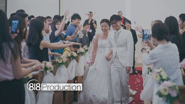 《 Wedding in our own way 》 - 婚禮精華 – 香港 - Emma & Chiu - 818 Production